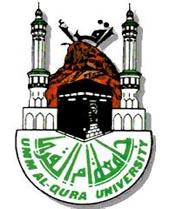 وظائف أكاديمية وصحية وإدارية للجنسين في  جامعة أم القرى